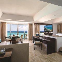 Отель Grand Fiesta Americana Coral Beach Cancun 5* Люкс Master с 2 отдельными кроватями фото 2