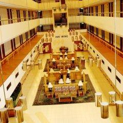 Отель Ambassador City Jomtien (MARINA TOWER WING) На Чом Тхиан интерьер отеля фото 2