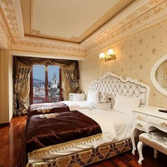 DeLuxe Golden Horn Sultanahmet Hotel комната для гостей фото 5