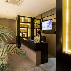 Отель Dominic & Smart Luxury Suites Republic Square спа