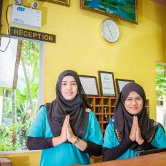 Отель Sunda Resort интерьер отеля фото 3
