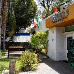 Hostel Hospedarte Chapultepec Гвадалахара фото 3