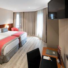 Отель Catalonia Barcelona 505 Испания, Барселона - 8 отзывов об отеле, цены и фото номеров - забронировать отель Catalonia Barcelona 505 онлайн комната для гостей фото 5