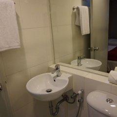 SF Biz Hotel ванная