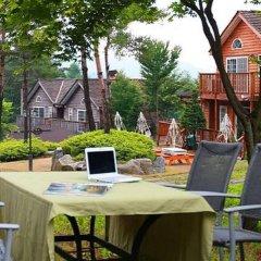 Отель Mayfair Pension Южная Корея, Пхёнчан - отзывы, цены и фото номеров - забронировать отель Mayfair Pension онлайн питание
