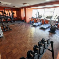 Гостиница Best Western Plus Astana фитнесс-зал фото 4
