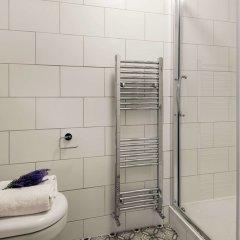 Отель Bright Queen Alexandra Apartment - MPN Великобритания, Лондон - отзывы, цены и фото номеров - забронировать отель Bright Queen Alexandra Apartment - MPN онлайн ванная фото 2
