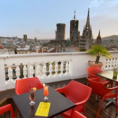 Отель H10 Montcada Boutique Hotel Испания, Барселона - 1 отзыв об отеле, цены и фото номеров - забронировать отель H10 Montcada Boutique Hotel онлайн балкон
