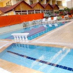 Kleopatra Hermes Hotel Турция, Аланья - отзывы, цены и фото номеров - забронировать отель Kleopatra Hermes Hotel онлайн бассейн фото 2