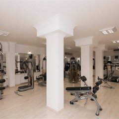 Kamer Suites & Hotel Чешме фитнесс-зал фото 2