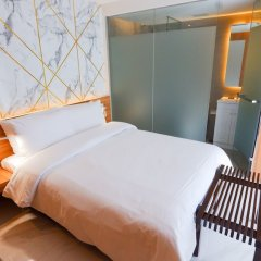 Отель Pinnacle Sukhumvit Inn Бангкок комната для гостей фото 5