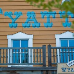 Disney's Hotel Cheyenne балкон