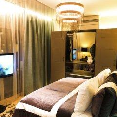 Отель The Thief комната для гостей