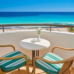 Отель Hipotels Hipocampo Playa балкон