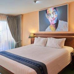 Отель CC's Hideaway 4* Улучшенный номер с разными типами кроватей