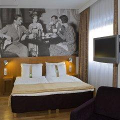 Отель Holiday Inn Helsinki - Vantaa Airport Финляндия, Вантаа - 9 отзывов об отеле, цены и фото номеров - забронировать отель Holiday Inn Helsinki - Vantaa Airport онлайн комната для гостей фото 5