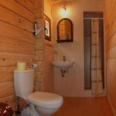 Гостиница Boykivska Hata Украина, Волосянка - отзывы, цены и фото номеров - забронировать гостиницу Boykivska Hata онлайн ванная фото 2