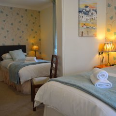 Отель The Sandpiper Guest House комната для гостей фото 3