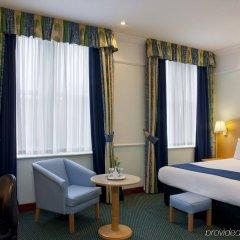 Отель Holiday Inn London Oxford Circus комната для гостей фото 4