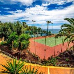 Отель SBH Club Paraíso Playa - All Inclusive спортивное сооружение