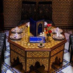Отель Riad Al Fassia Palace Марокко, Фес - отзывы, цены и фото номеров - забронировать отель Riad Al Fassia Palace онлайн питание