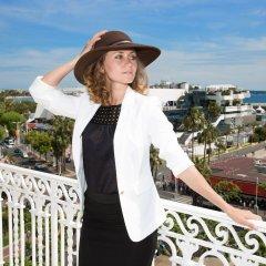 Отель Splendid Cannes Франция, Канны - 8 отзывов об отеле, цены и фото номеров - забронировать отель Splendid Cannes онлайн балкон