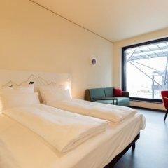 Отель A-Ja Zurich. Das City-Resort. Цюрих комната для гостей фото 5