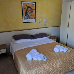 Отель Arabesco Римини комната для гостей фото 2