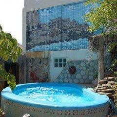 Отель Cabo Inn Кабо-Сан-Лукас бассейн фото 3
