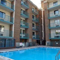 Отель Motel 6 Washington D.C. США, Вашингтон - отзывы, цены и фото номеров - забронировать отель Motel 6 Washington D.C. онлайн бассейн фото 3