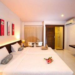 Urban Patong Hotel комната для гостей