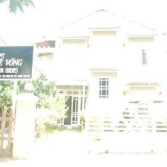 Отель De Vong Riverside Homestay Хойан балкон