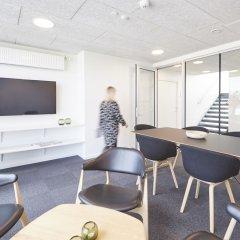 Отель Athome Apartments Дания, Орхус - отзывы, цены и фото номеров - забронировать отель Athome Apartments онлайн гостиничный бар