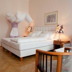 Отель SCHWALBE Вена комната для гостей фото 4