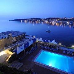 Mellieha Bay Hotel бассейн фото 3