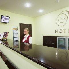 М-Отель Санкт-Петербург интерьер отеля