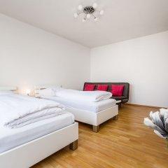 Апартаменты Apartment Deutz Кёльн комната для гостей фото 4