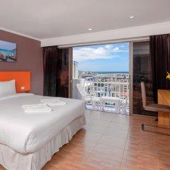 Royal Crown Hotel & Palm Spa Resort 3* Стандартный номер разные типы кроватей фото 5
