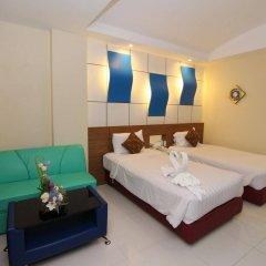Camelot Hotel Pattaya Паттайя сейф в номере