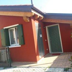 Отель Casa Rosso Veneziano Италия, Лимена - отзывы, цены и фото номеров - забронировать отель Casa Rosso Veneziano онлайн вид на фасад