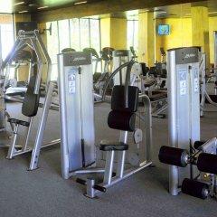 Отель Blue Water Club Suites фитнесс-зал фото 2
