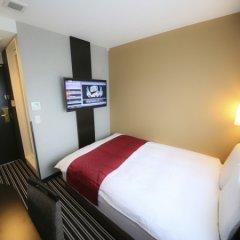 Отель APA Hotel Higashi-Nihombashi-Ekimae Япония, Токио - отзывы, цены и фото номеров - забронировать отель APA Hotel Higashi-Nihombashi-Ekimae онлайн комната для гостей фото 5