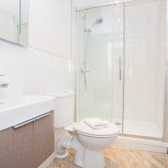 Отель 3 Bedroom Marylebone Ground Floor Flat Великобритания, Лондон - отзывы, цены и фото номеров - забронировать отель 3 Bedroom Marylebone Ground Floor Flat онлайн ванная