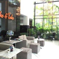 Sunbeam Hotel Pattaya гостиничный бар