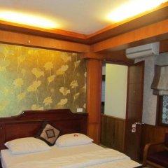 Valentine Hotel - Hong Ha Ханой сейф в номере