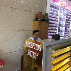 Отель OYO 1075 Freedom Hotel Вьетнам, Хошимин - отзывы, цены и фото номеров - забронировать отель OYO 1075 Freedom Hotel онлайн интерьер отеля