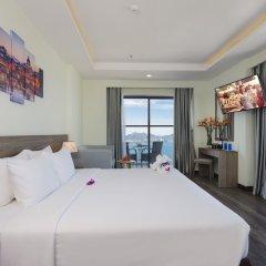 Отель Xavia Hotel Вьетнам, Нячанг - 1 отзыв об отеле, цены и фото номеров - забронировать отель Xavia Hotel онлайн комната для гостей фото 4