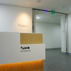 Отель aPM Residence интерьер отеля