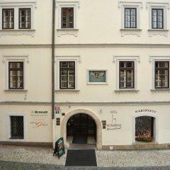 Отель Metamorphis Excellent Чехия, Прага - отзывы, цены и фото номеров - забронировать отель Metamorphis Excellent онлайн вид на фасад