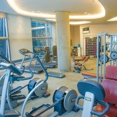 Zira Hotel Belgrade фитнесс-зал
